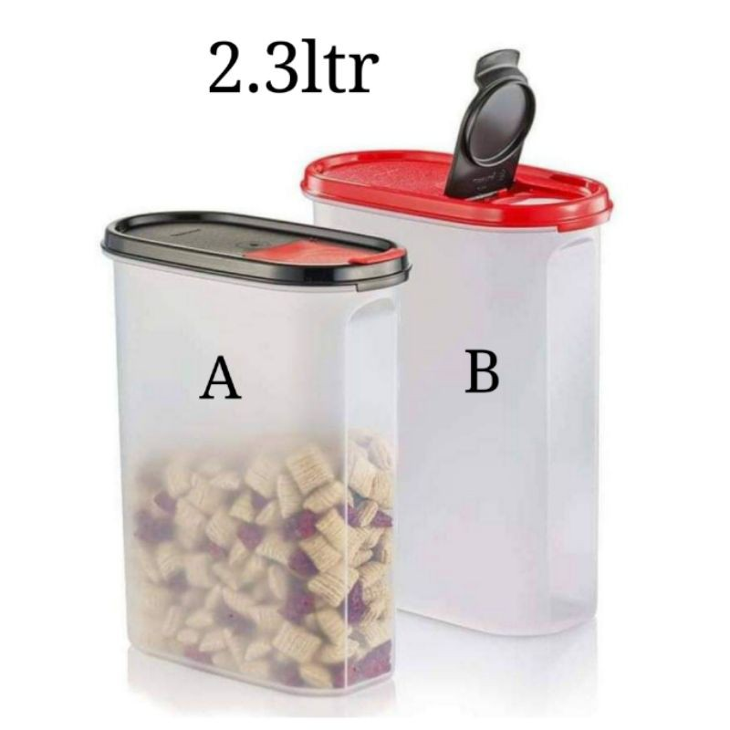 Tupperware MM Oval With Dispenser 2.3ltr