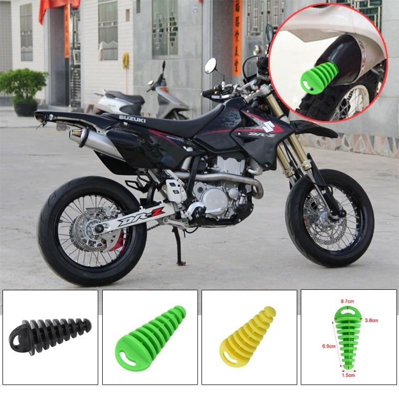 Motorcycle Dirt Bike ATV Muffler Exhaust Silencer Wash Plug Pipe-Plug 30-60MM