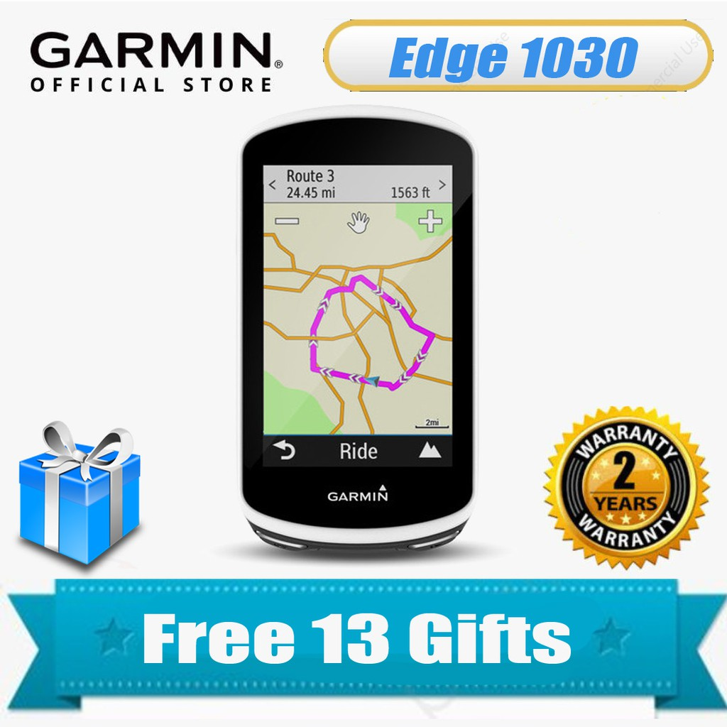 Garmin Edge 1030 Ultimate Bike Computer