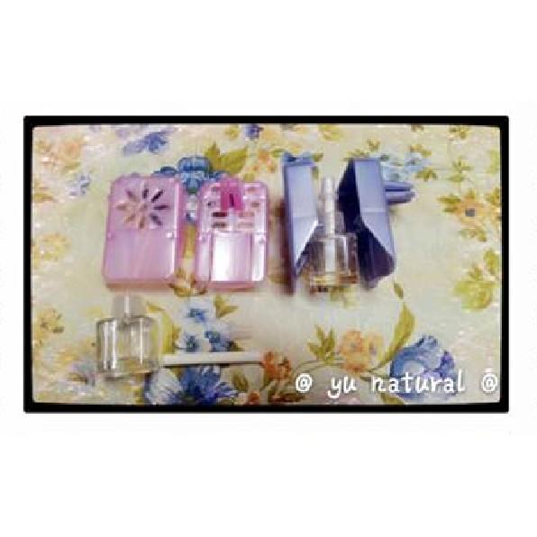 Car Perfume Empty Plastic Bottle 8ml