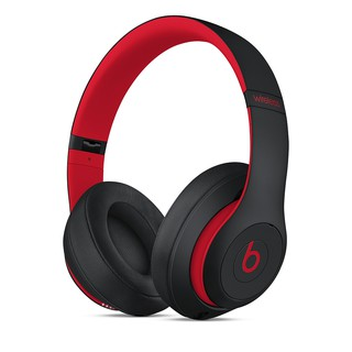 8962a4803cb NEW Beats Studio 3 By Dr Dre Wireless Over-Ear Bluetooth Headphones BLACK  RED (READY STOCKS!!!)