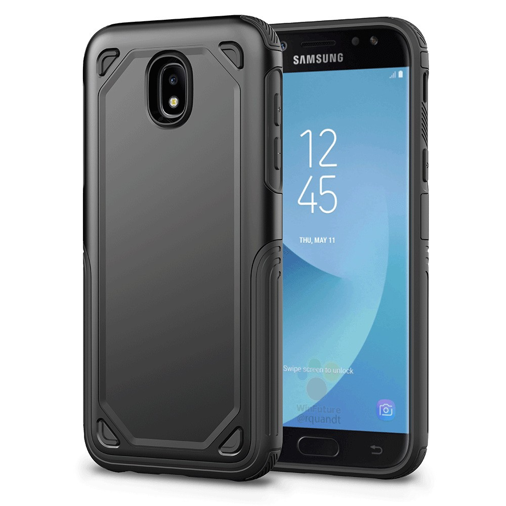 Samsung Galaxy S8 Plus Cover Case Shockproof Defender With 360 Asoftcase Rotation Stand Shopee Malaysia