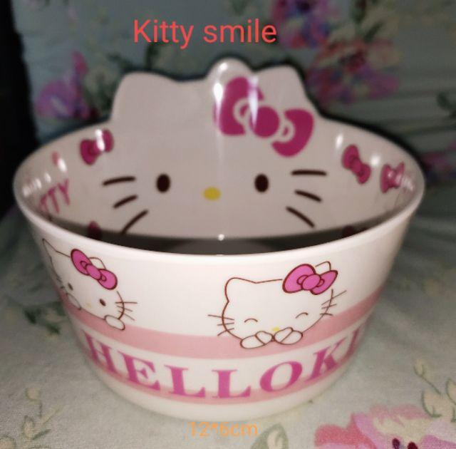 🔥🆕💯👍Cute cartoon dinnerware melamina Bowl~frozen/kitty