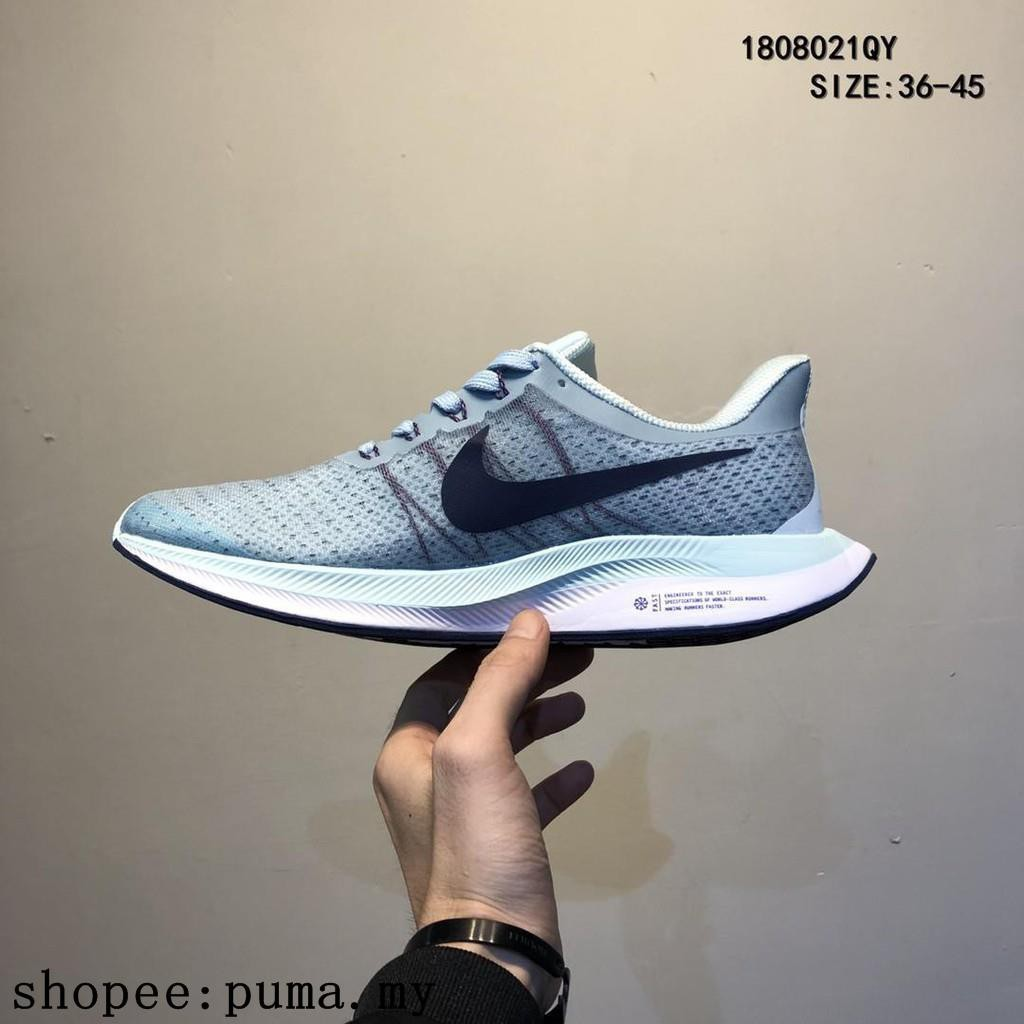 new product 32e66 df0b8 Cx   NIKE ZOOM PEGASUS mesh breathable running shoes36-45