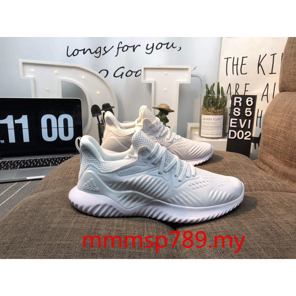 aa808040215d8 Adidas ALPHA BOUNCE M Alpha 330 High Quality Red and Black Sports Shoes