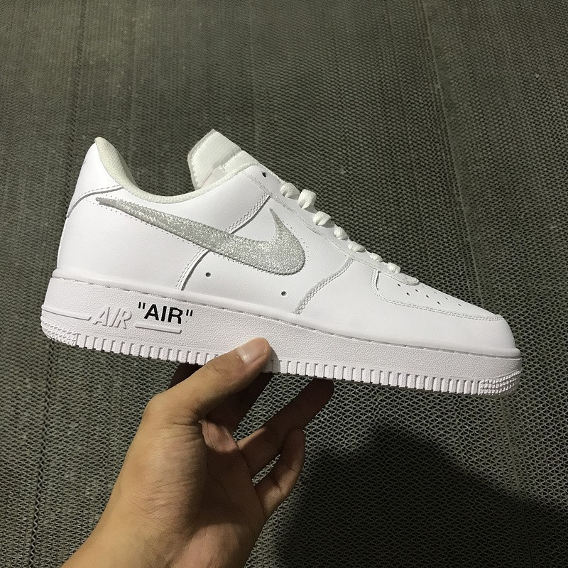 OFF WHITE Nike Air Force 1 07 low AA3825 100 Men's Womens Casual Shoes Fashion Sneakers