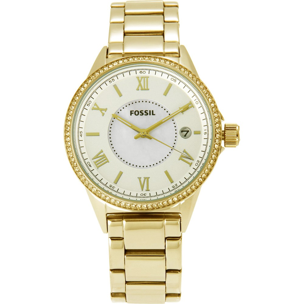 Fossil Original Watch Perfect Boyfriend Stainless Steel Women Es3380 Chronograph Rose Tone 40mm Shopee Malaysia