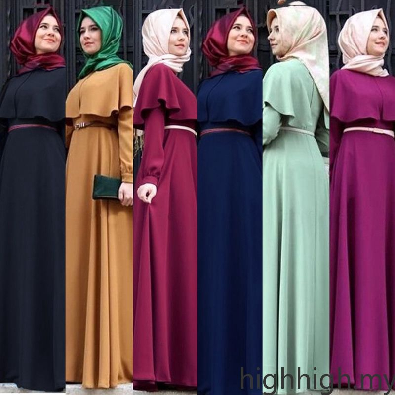 91fdd0bf92 plus dress - Muslimin Wear Prices and Promotions - Muslim Fashion Feb 2019