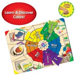 THE LEARNING JOURNEY LIFT & LEARN PUZZLES SERIES