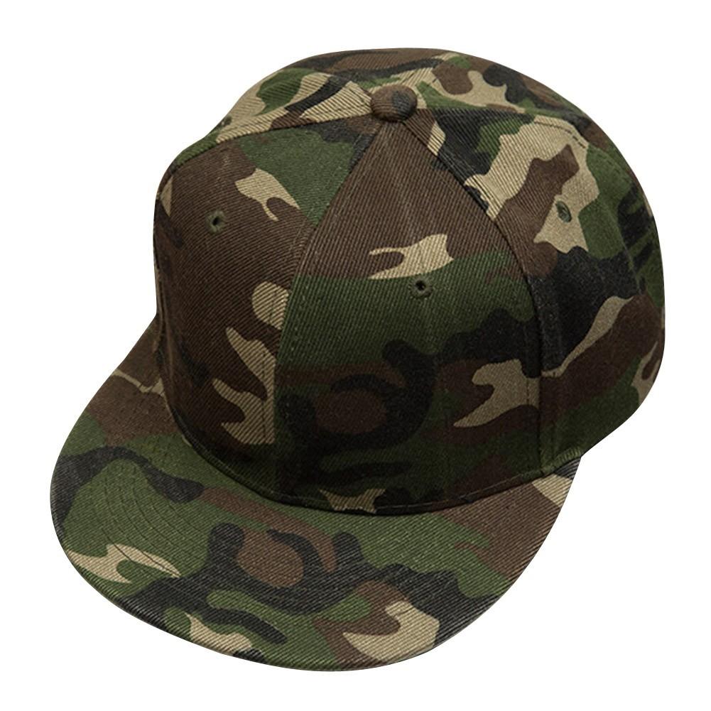 21185b0e5fd Jeep Cadet Flat Top Hats Adjustable Army Military Castro Snapback Caps