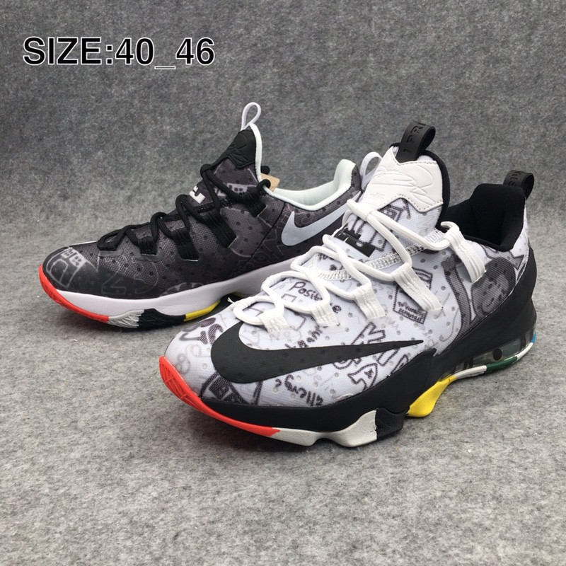new products c1893 0d9ef ProductImage. ProductImage. NIKE LeBron 13 Low ...