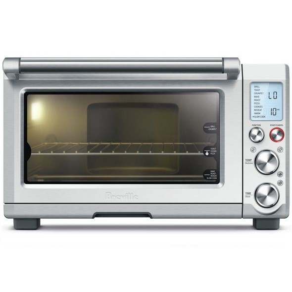 Breville Bov820 Smart Oven Pro With Slow Cook Shopee