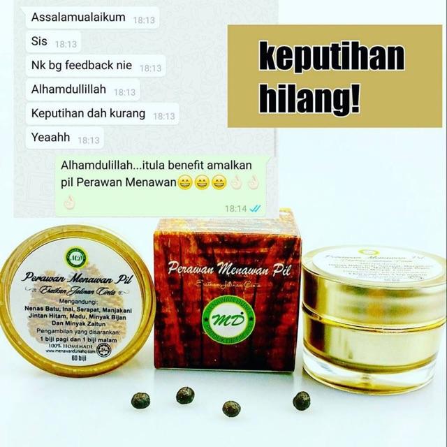 Pil Perawan Menawan Shopee Malaysia