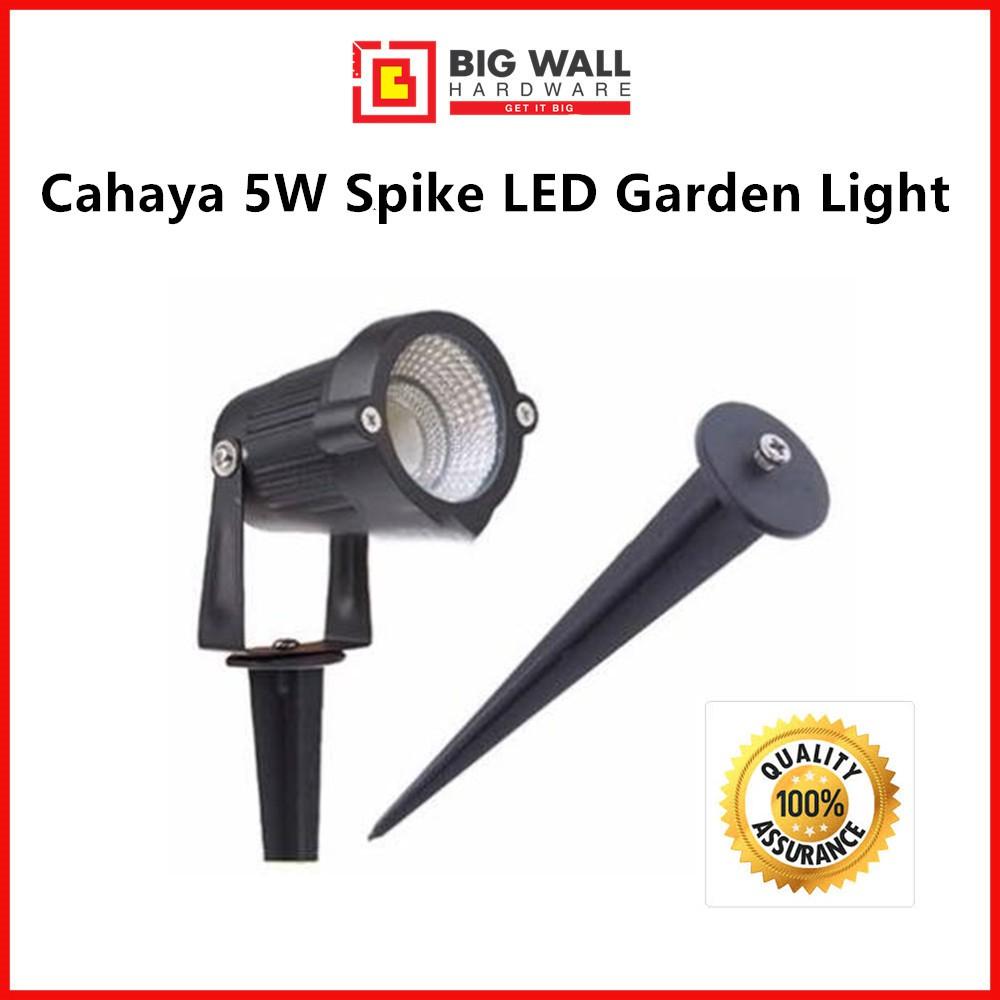 Cahaya 5W Outdoor Spike LED Garden Light