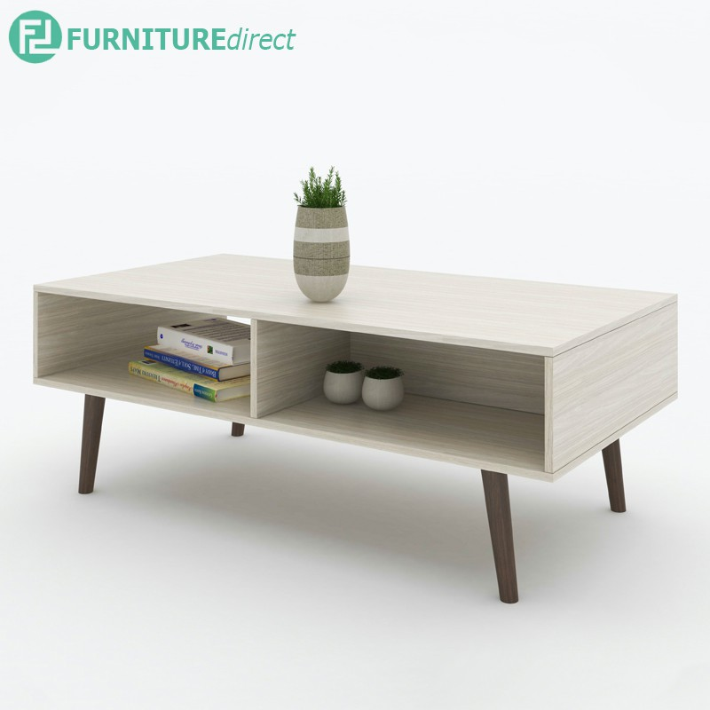 [CLEARANCE] FAY Scandinavian 4 Feet coffee table/ meja kopi