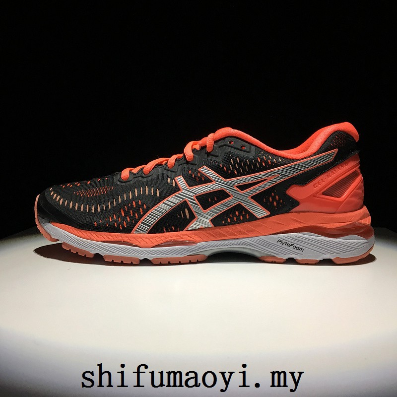 big sale dd900 cf52c Authentic Asics Gel Kayano 23 women running shoes sport sneakers shoes  T696N-9093