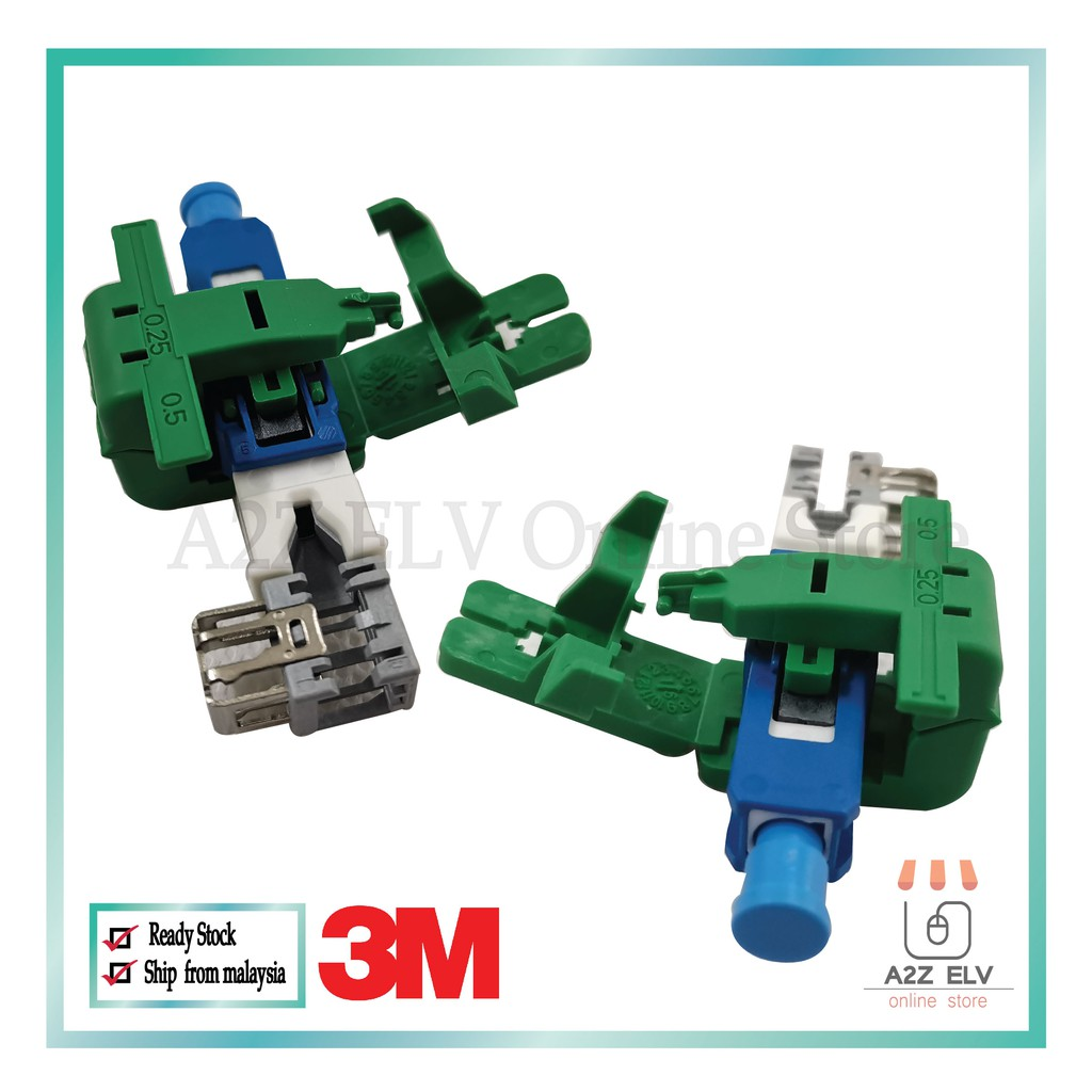 3M 8801M Field Assembly SC Connector (FA-SC)