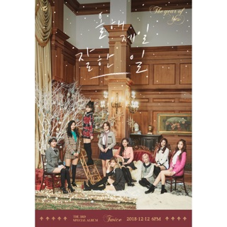PREORDER] TWICE - THE YEAR OF YES | Shopee Malaysia