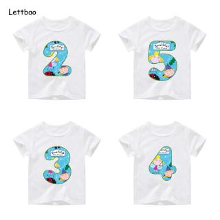 Captain 2nd Birthday Gift for Two Years Old Toddler//Kids Long Sleeve T-Shirt