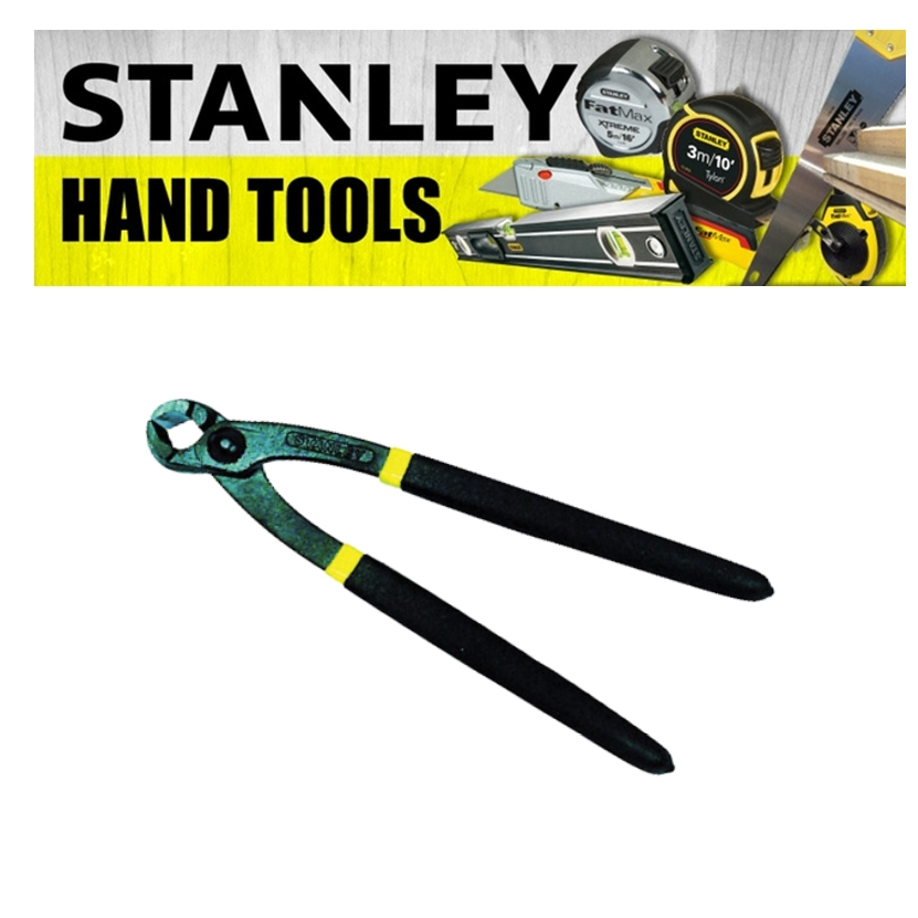 STANLEY TOWER PINCER 84-288 200MM HEAVY DUTY PINCER