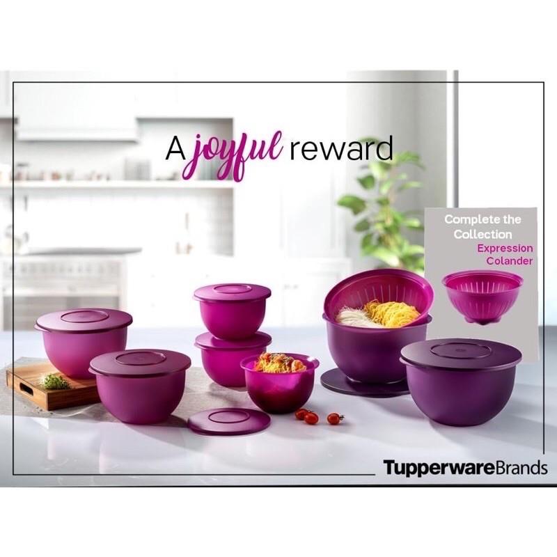 Tupperware Expression Bowl