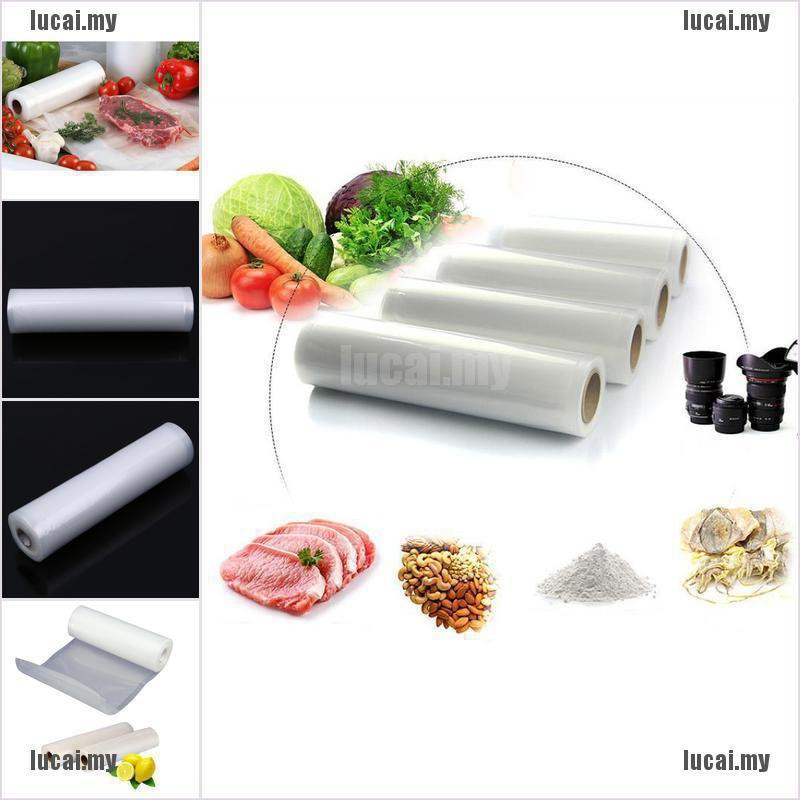1Roll 100pcs Food Fruit Saver Wraps Seal Cover Cling Film Food Fresh Keep ToolsH