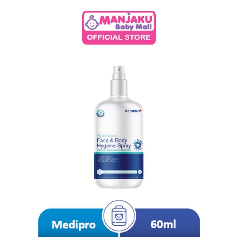 Medipro Face & Body Hygiene Spray 60ml