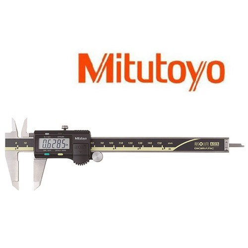 "*ORIGINAL* Mitutoyo 6""/150mm ABSOLUTE Digimatic Digital Caliper 500-196-30"