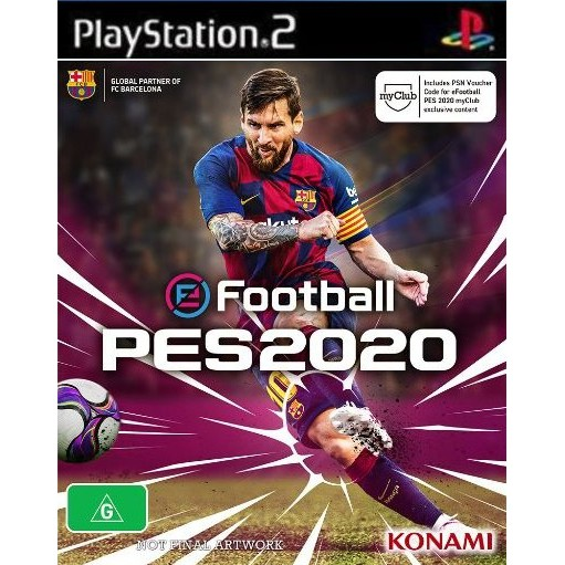 eFootball Pes 2020 (ps2)
