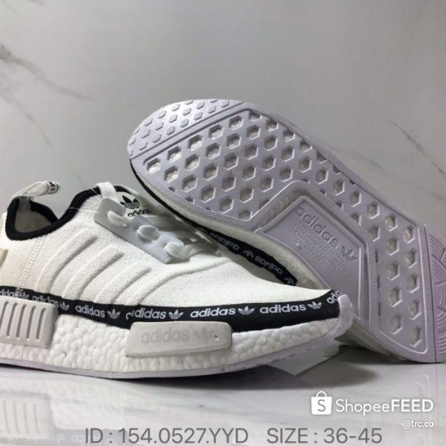 Adidas Nmd R1 154.0527.YYD Fashion Latest Design Unisex Lifestyle Men's Running Shoes Premium