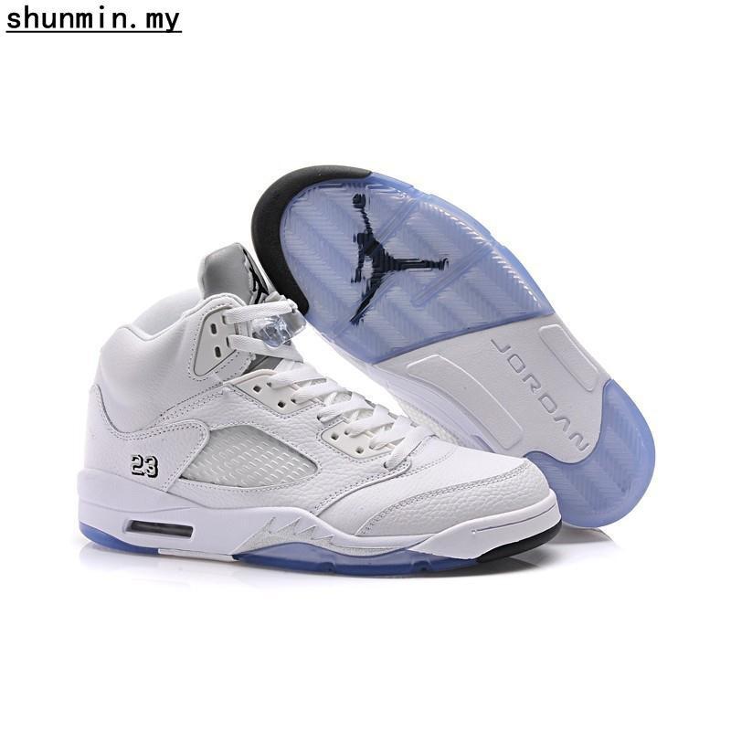 en soldes 20bdc 0db0a NIKE AIR JORDAN 5 AJ5 5 36-45 women men Basketball shoes