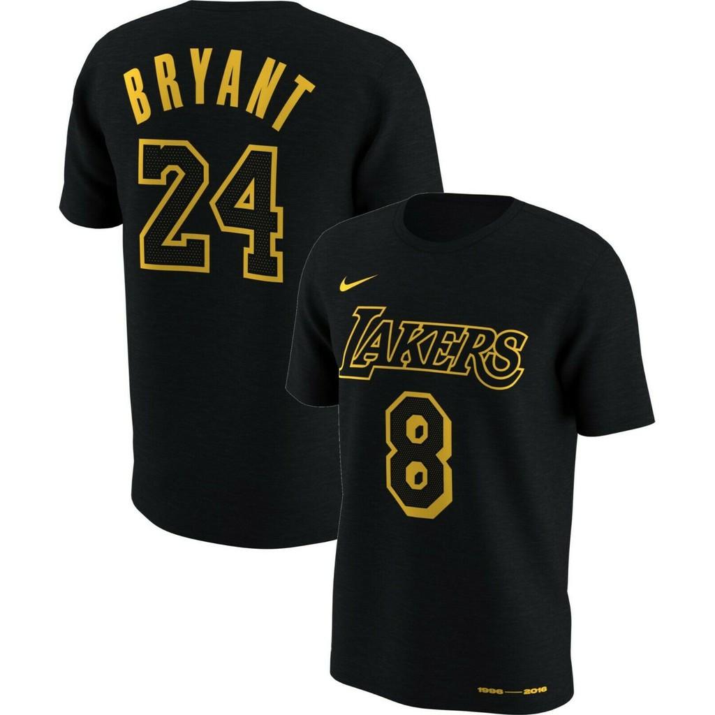 Los Angeles Lakers Legend Dri Fit Kobe Bryant 8 24 1996-2016 ...