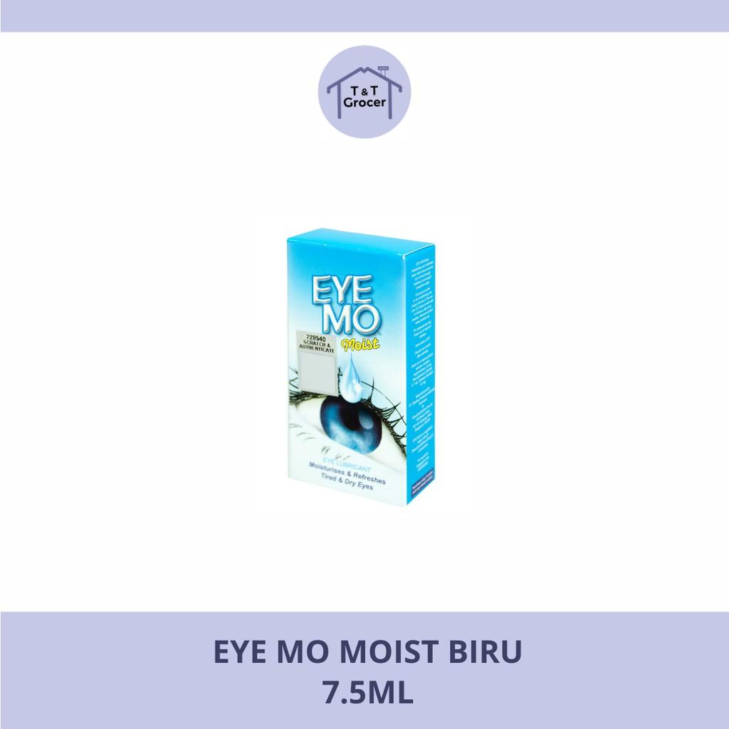 Eye Mo 7.5ml (Moist Blue/ Regular Green)