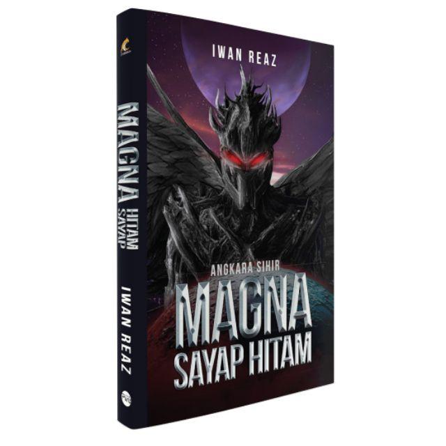 NOVEL PURIS MAGNA SAYAP HITAM - Iwan Reaz
