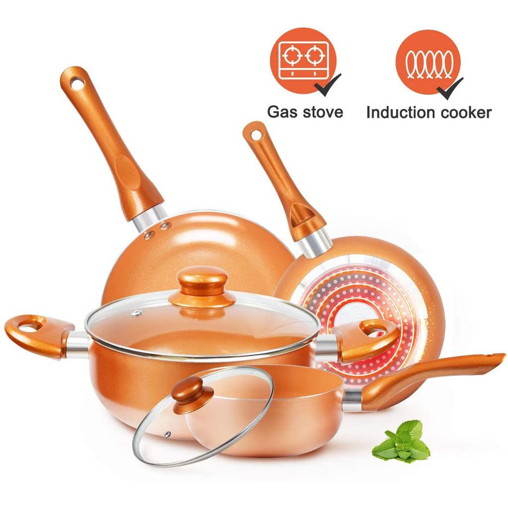 Cookware Replacement Skillet Stockpot Frying Pan Pot Handle Lid Cover Knob 4pcs
