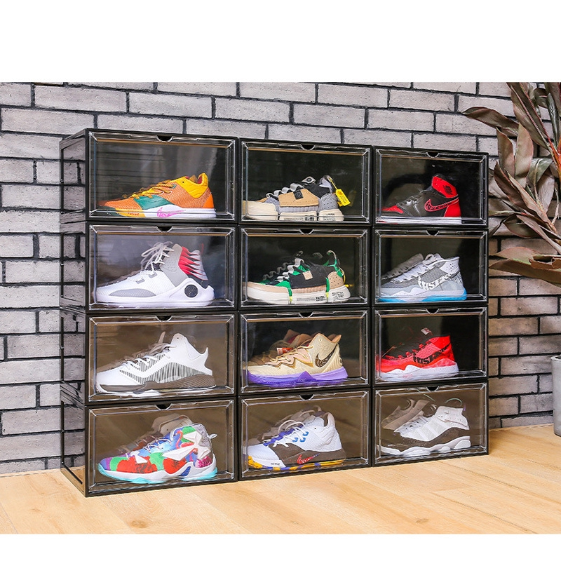 Image result for side open magnetic shoe box