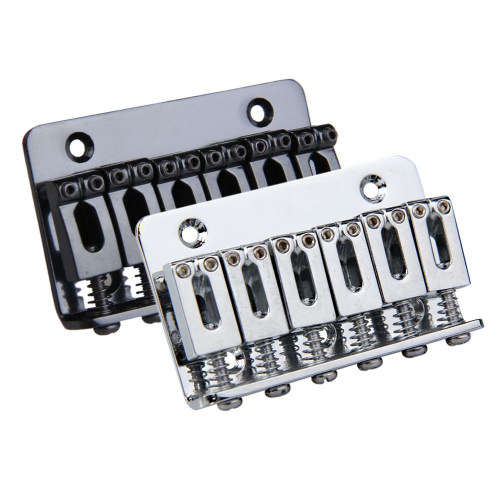 Saddle Hardtail Bridge Top Load 65mm Electric Guitar Bridge Tools  Professional