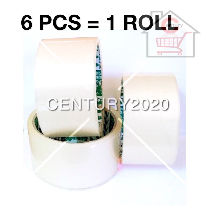 AAA OPP Adhesive Transparent Packaging Extra Sticky Opp Tape 48MM
