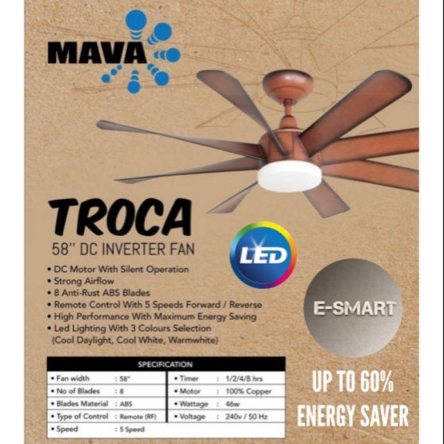 MAVA TROCA 58
