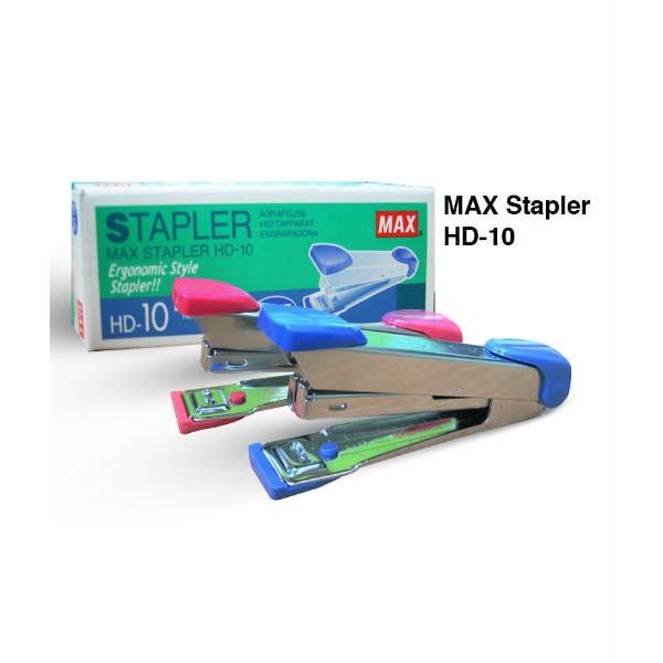 [READY STOCK CLEARANCE]MAX STAPLER HD-10 - RANDOM COLOUR