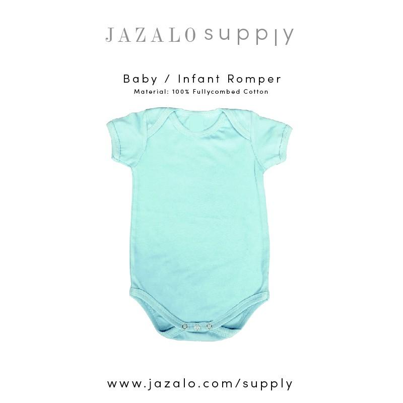 b53d254eb Plain Purple Baby Romper - Baju Bayi Kosong Ungu