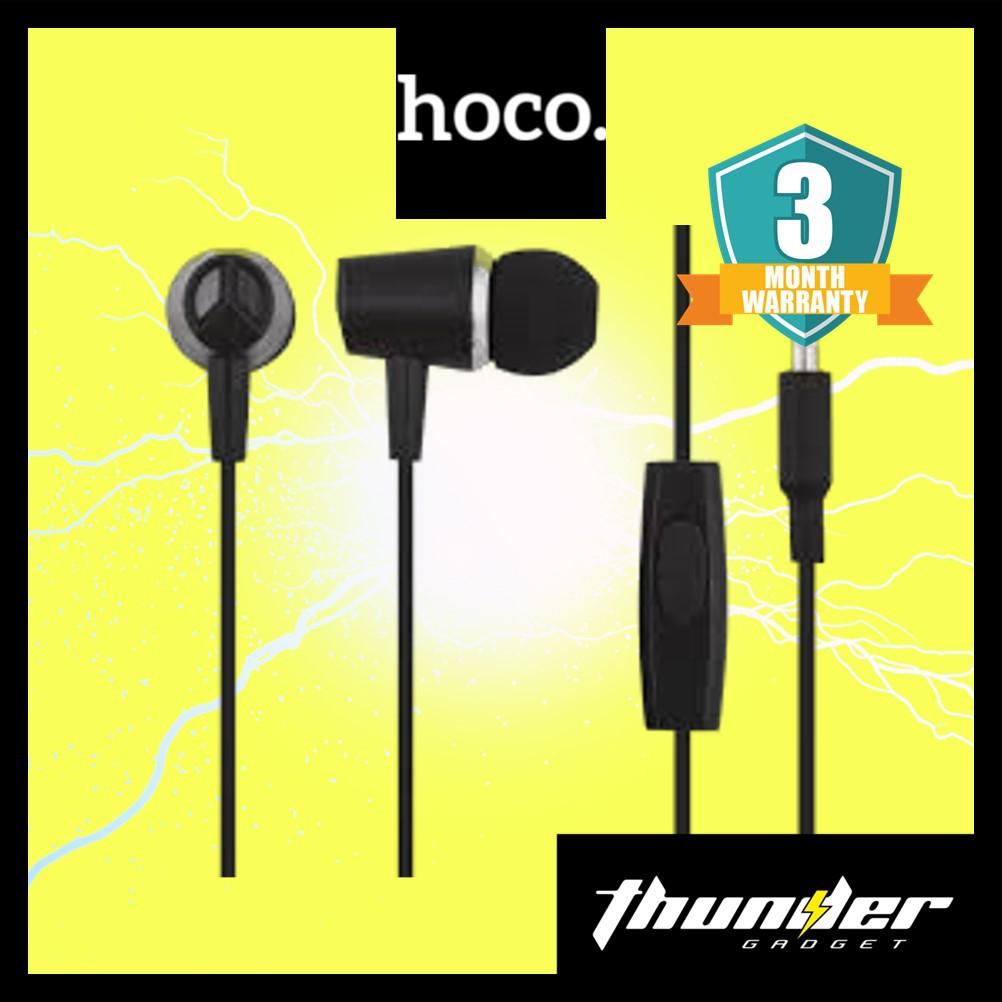 HOCO M34 Honor Music Universal Warphones With Microphone 3.5mm Jack Connector
