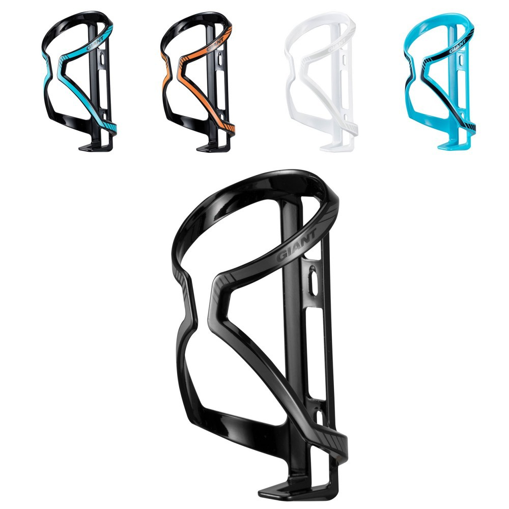 Giant Airway Sport Water Bottle Cage Light Weight New Design 4 Colors 1 or 2 pcs