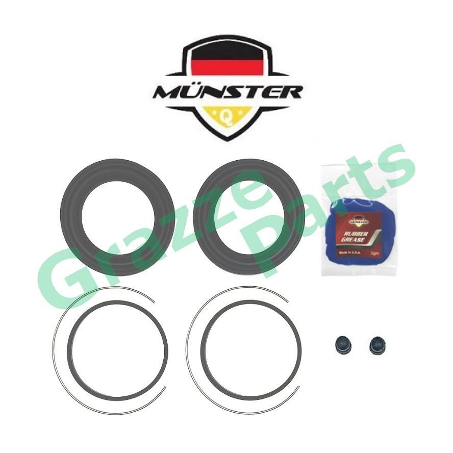 Münster Disc Brake Caliper Repair Kit Front for 04479-26060X - 67.5mm Toyota Hiace RZH112