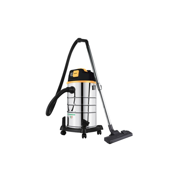 FABER Wet & Dry Vacuum 1600W with Stainless steel tank 30L - FVC WD POWERVAC 830