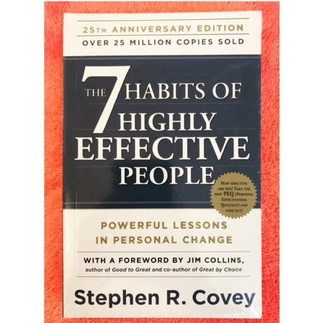 【Ready Stock】The 7 Habits Of Highly Effective People