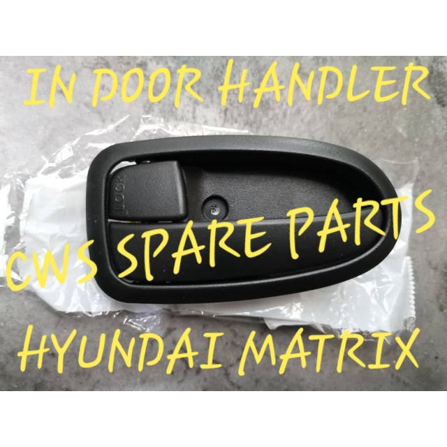 HYUNDAI MATRIX INNER DOOR HANDLER 103 82610-17010 GOOD QUALITY