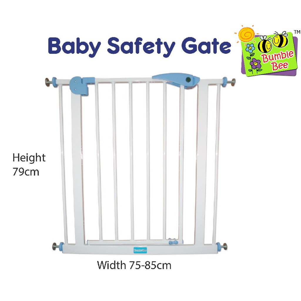 Bumble Bee Baby Safety Gate Shopee Malaysia