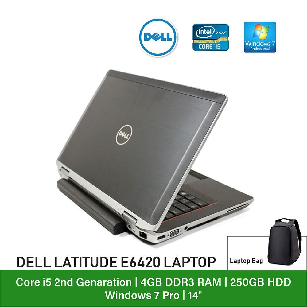 4722af04fd2a Refurbished Notebook) Dell Latitude E6420 / 14 inch Display / Intel ...
