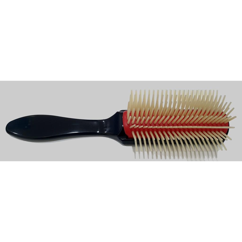CLEAR STOCK OFFER Flower Brush Salon Nylon Hair Brush Made in Malaysia (Sikat/Berus Rambut/Balung/Sisir)